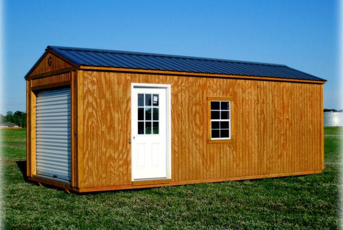 Portable Buildings - Kingdom Builders